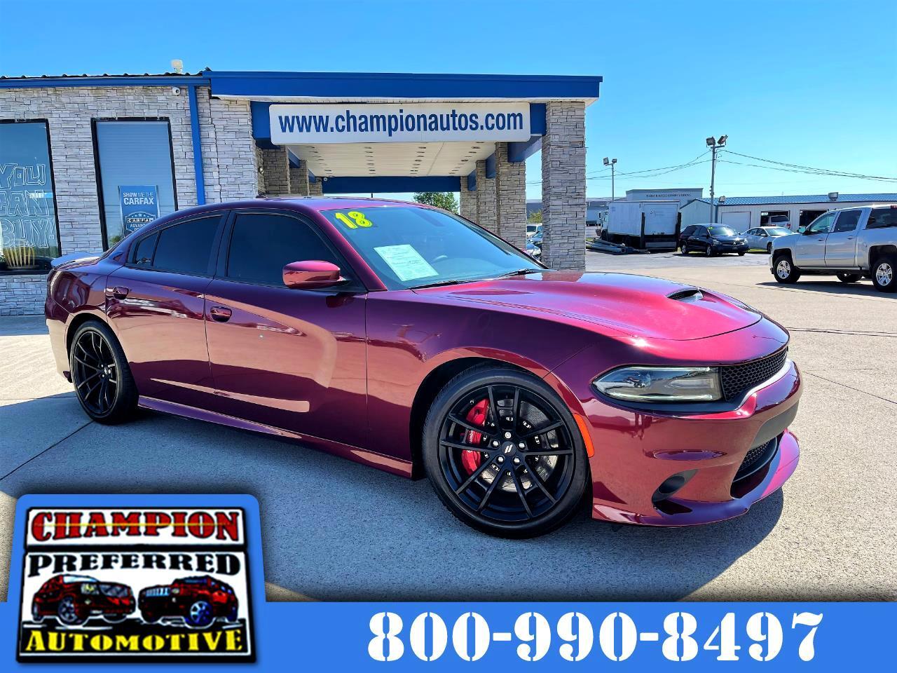 Dodge Charger Daytona 392 RWD 2018