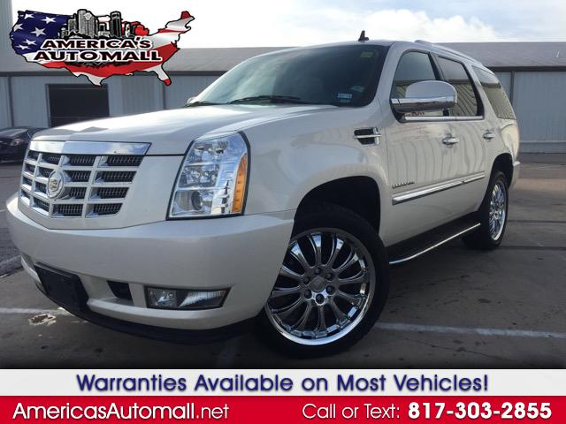 2014 Cadillac Escalade AWD Luxury