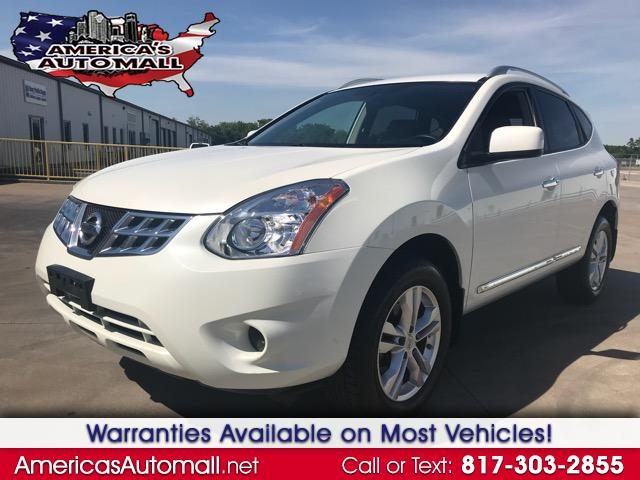 2013 Nissan Rogue S 2WD