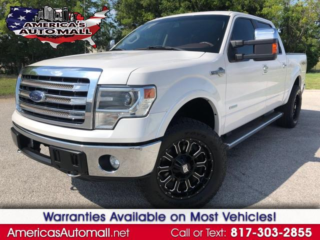 "2013 Ford F-150 SuperCrew 150"" King Ranch 4WD"