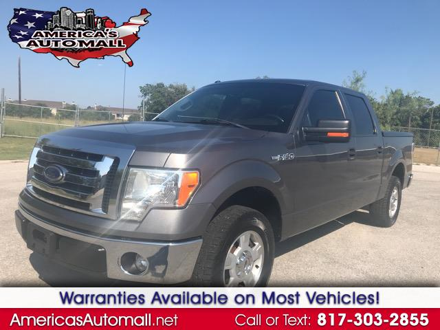 2011 Ford F-150 XLT 2WD SuperCrew 5.5' Box