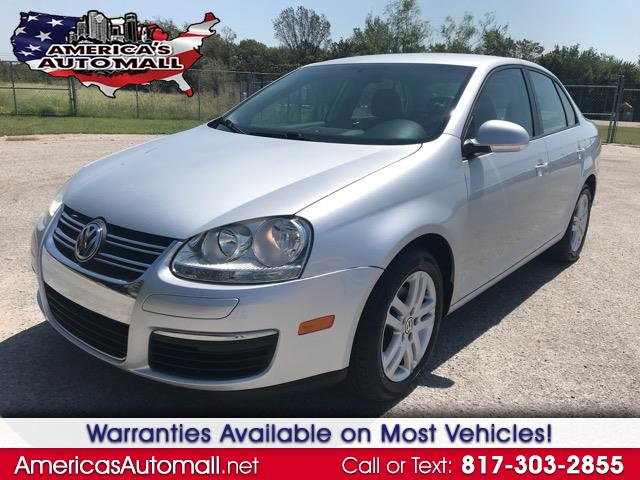 2010 Volkswagen Jetta 1.4T S Manual