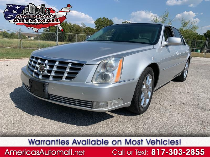 2010 Cadillac DTS 4dr Sdn Luxury I