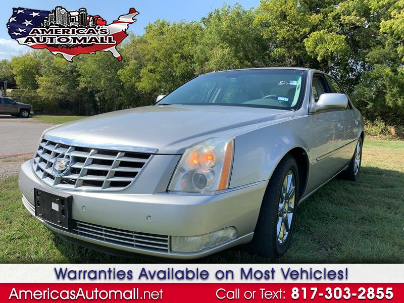 2008 Cadillac DTS 4dr Sdn w/1SE