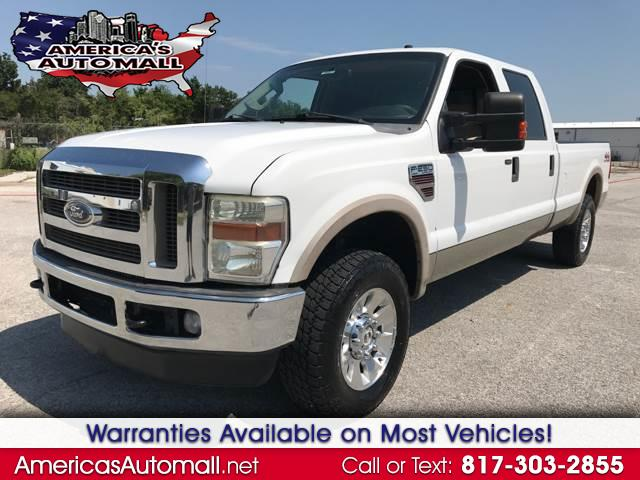 2008 Ford F-250 Lariat SuperCab 4WD