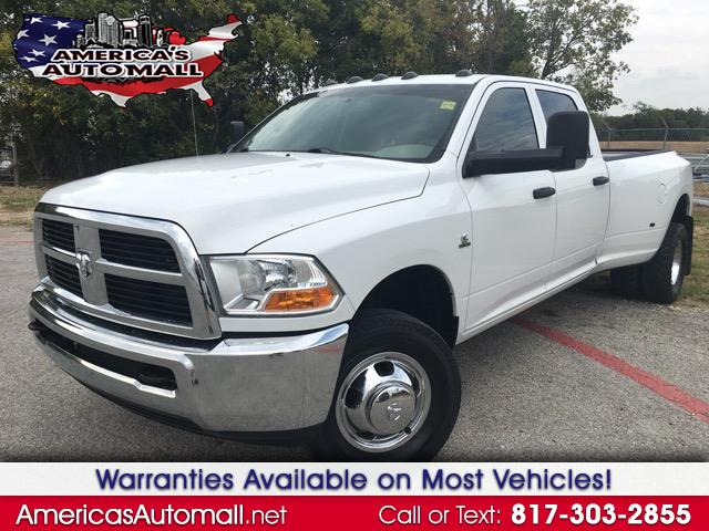 2012 Dodge Ram Pickup 3500 Laramie Long Bed 4WD DRW