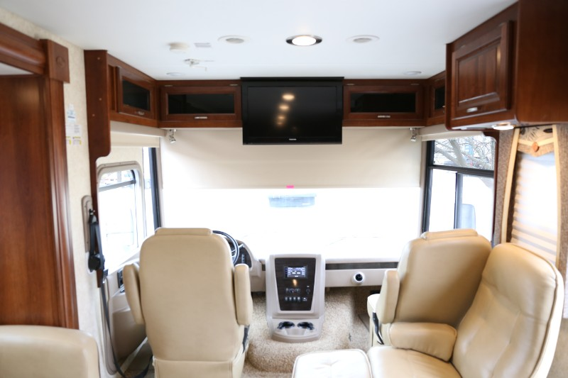 2012 Ford Stripped Chassis Motorhome -