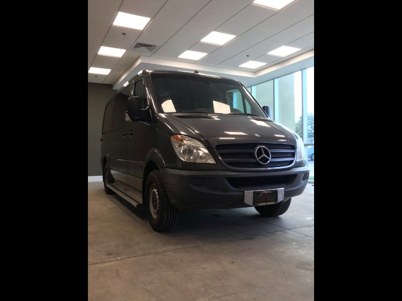 2012 Mercedes-Benz Sprinter 2500 Passenger Van 144-in. WB