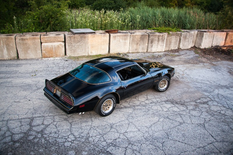 1978 Pontiac Trans Am T-Top Coupe Smokey and the Bandit