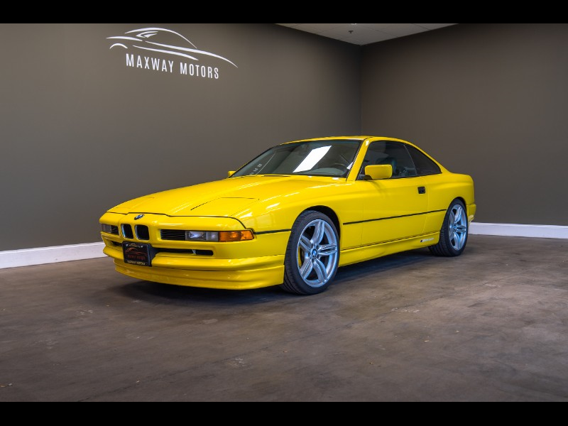 BMW 8-Series 840Ci 1996