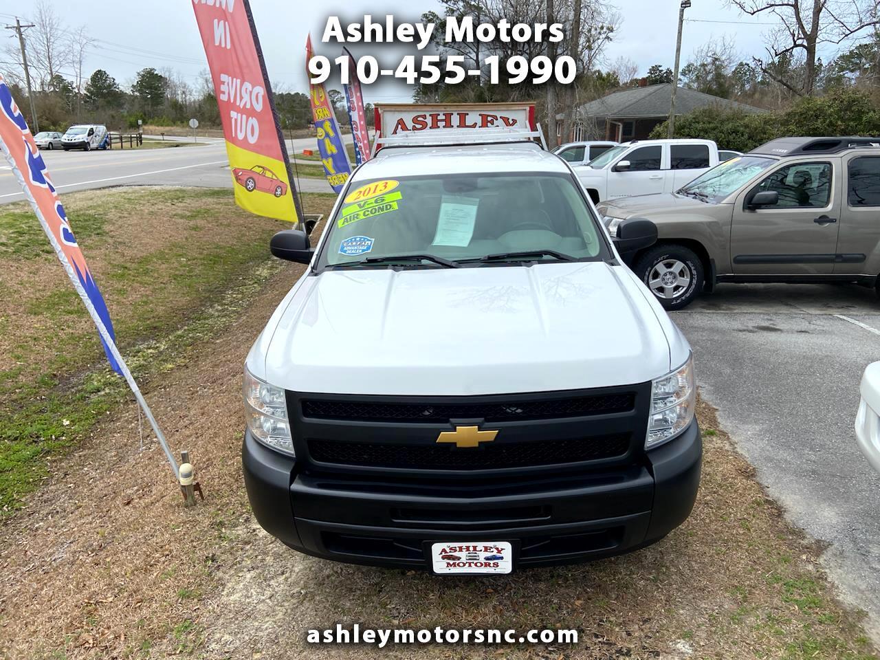 Chevrolet Silverado 1500 Work Truck Ext. Cab 2WD 2013