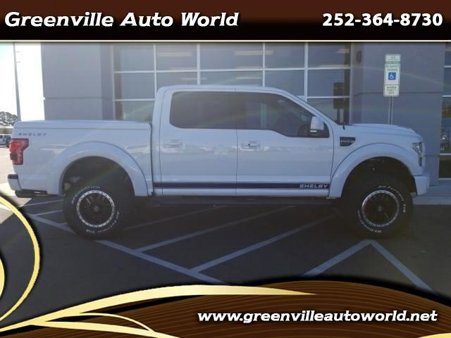 2017 Ford F-150 CAROL SHELBY LIMITED PRODUCTION 750 HP