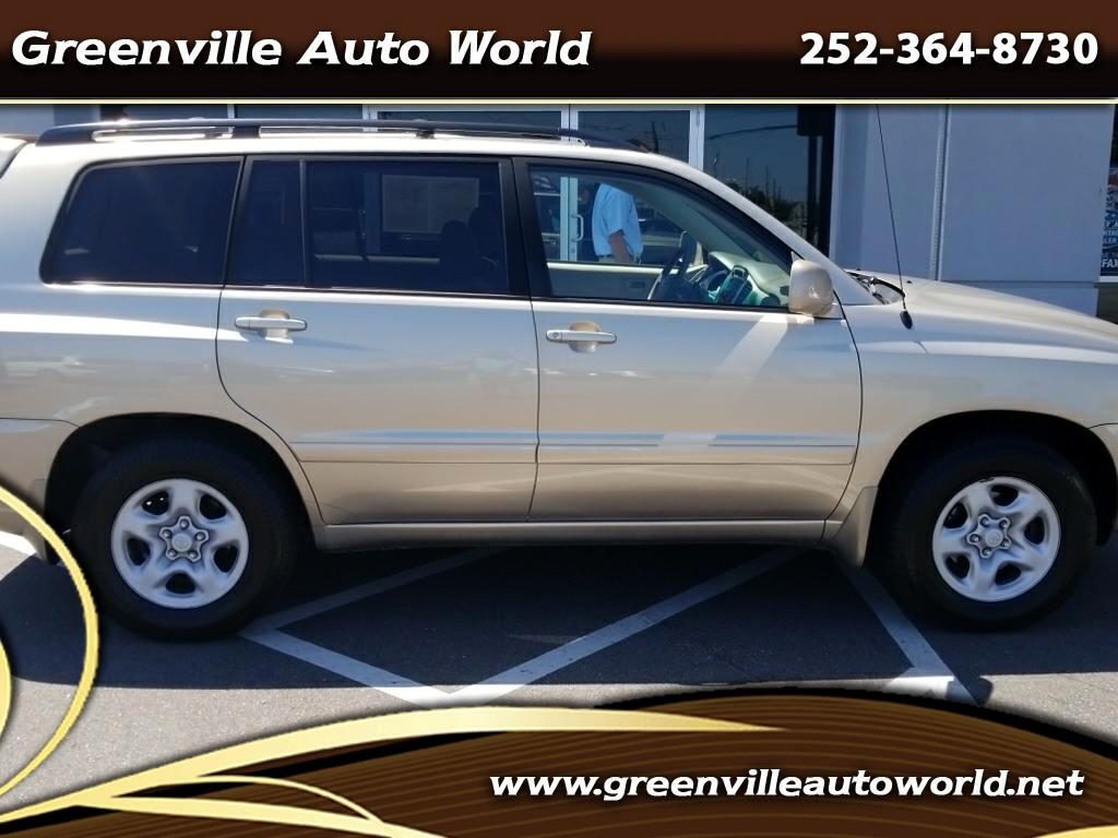 2007 Toyota Highlander Sport 2WD with 3rd-Row Seat