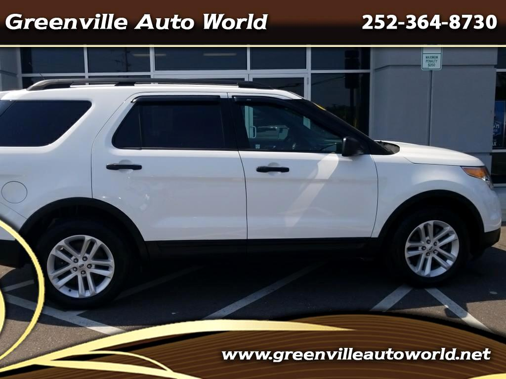 2015 Ford Explorer Base FWD