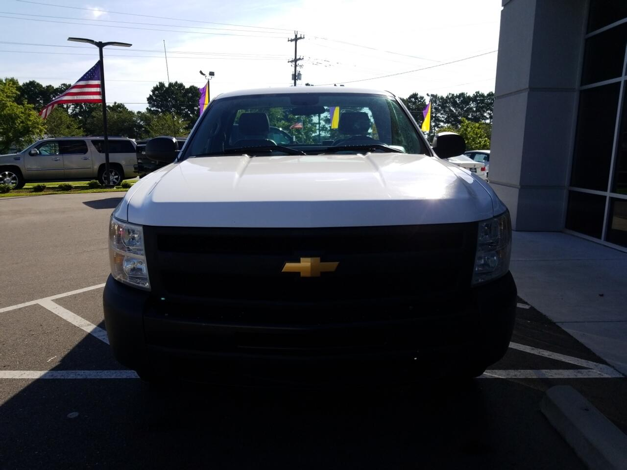 2013 Chevrolet Silverado 1500 Work Truck 4WD