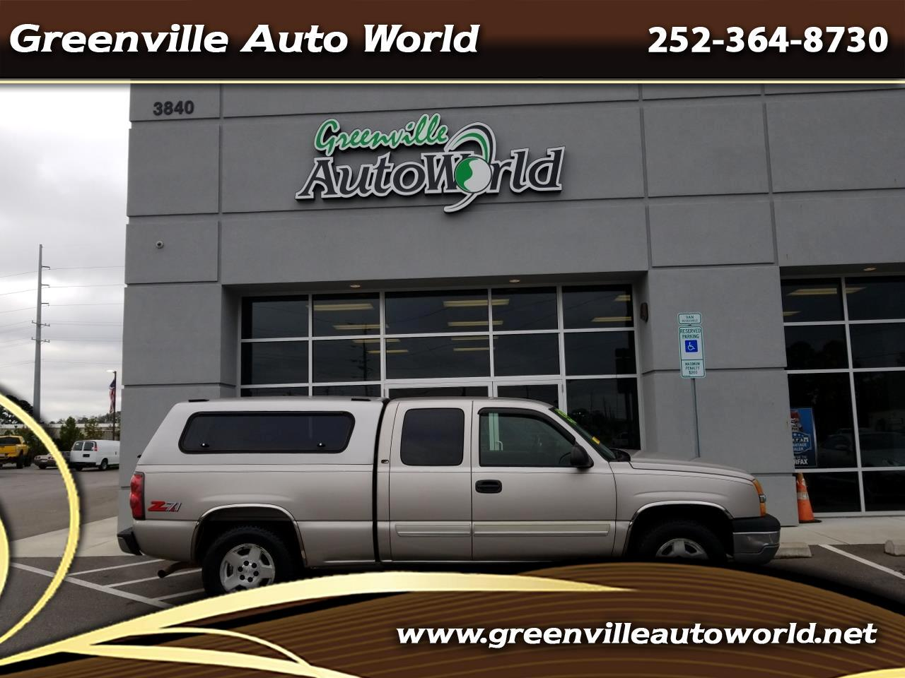 2005 Chevrolet Silverado 1500 1LT Double Cab 4WD