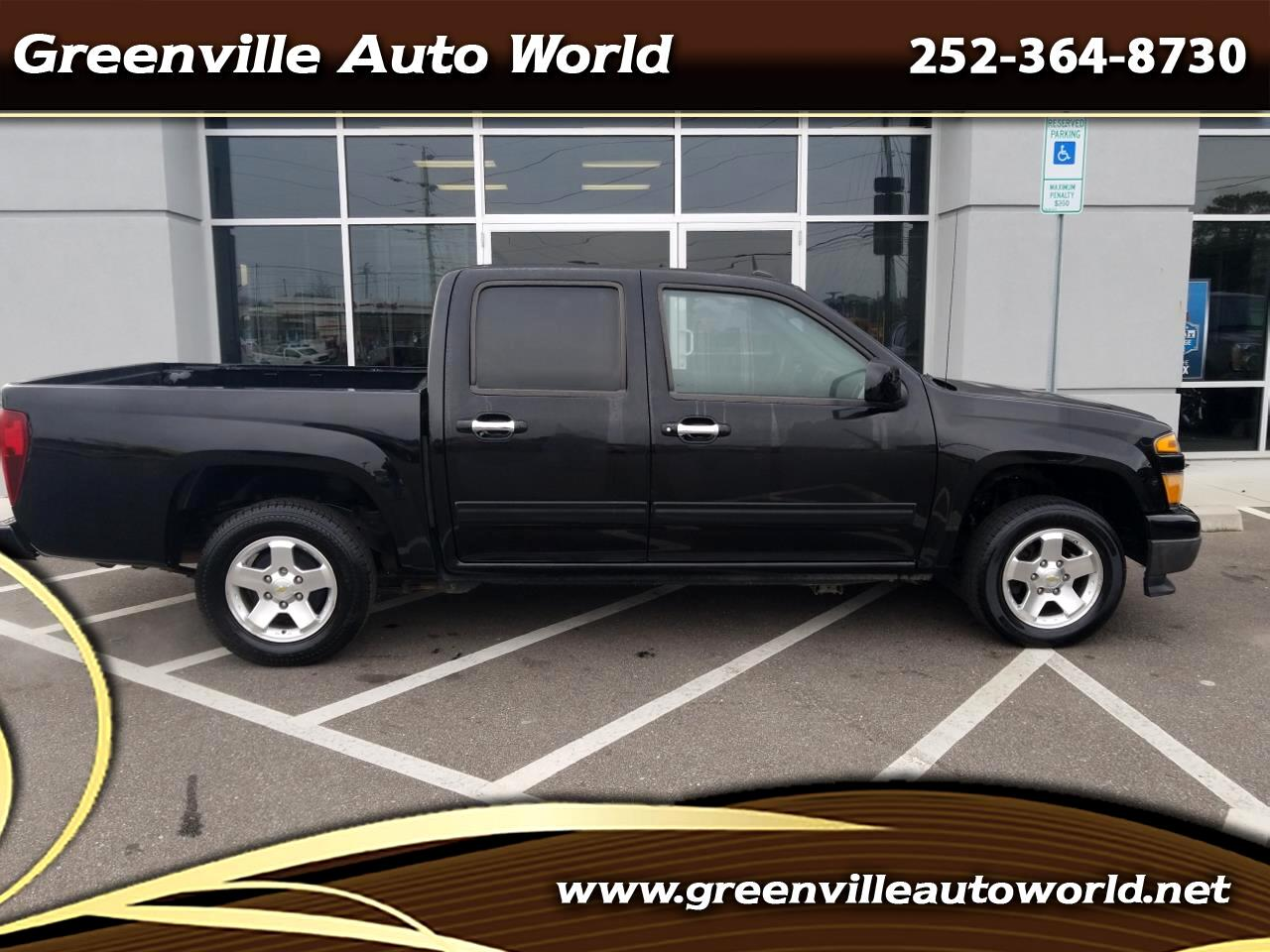2012 Chevrolet Colorado 1LT Crew Cab 2WD
