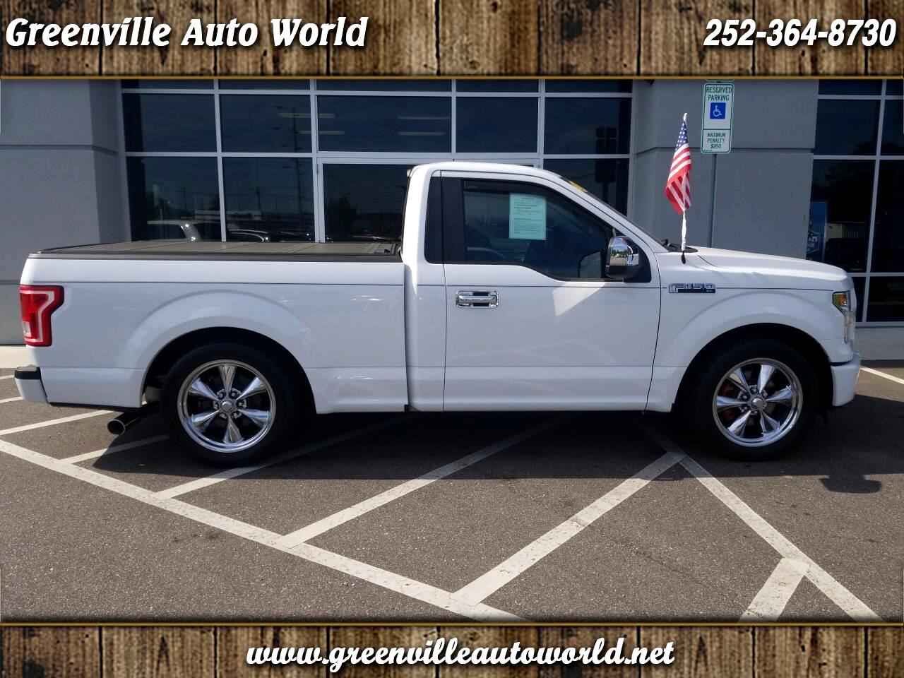 2015 Ford F-150 XLT 6.5-ft. Bed 2WD