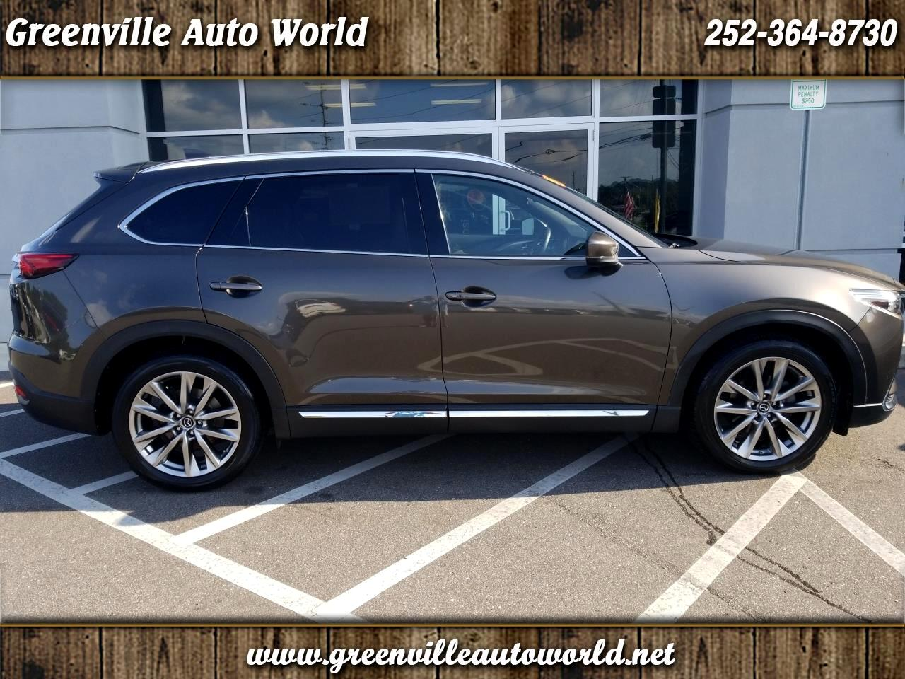 2018 Mazda CX-9 Grand Touring FWD