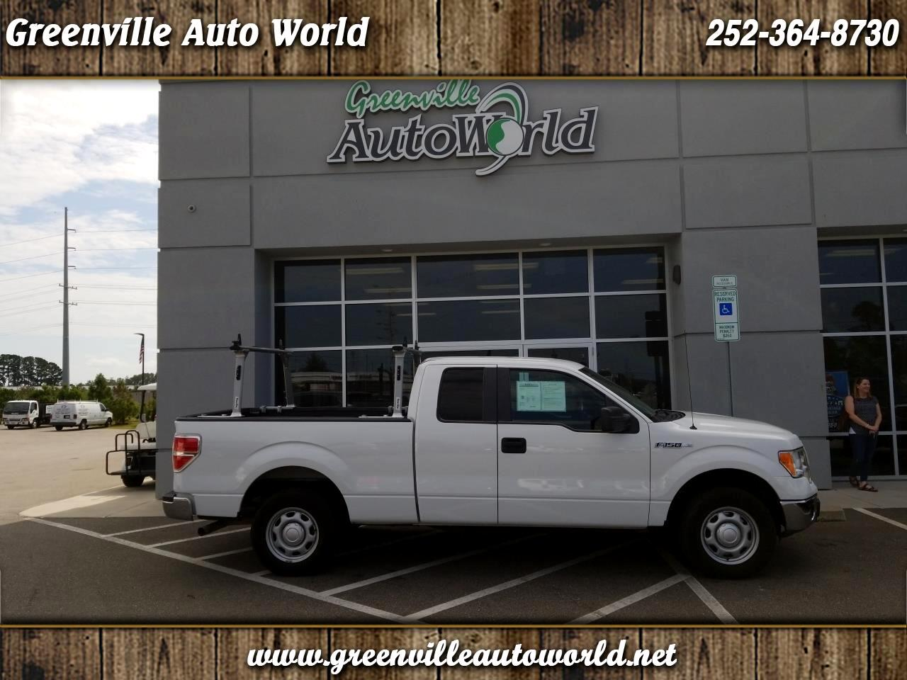 2012 Ford F-150 XL SuperCab 8-ft. Bed 2WD