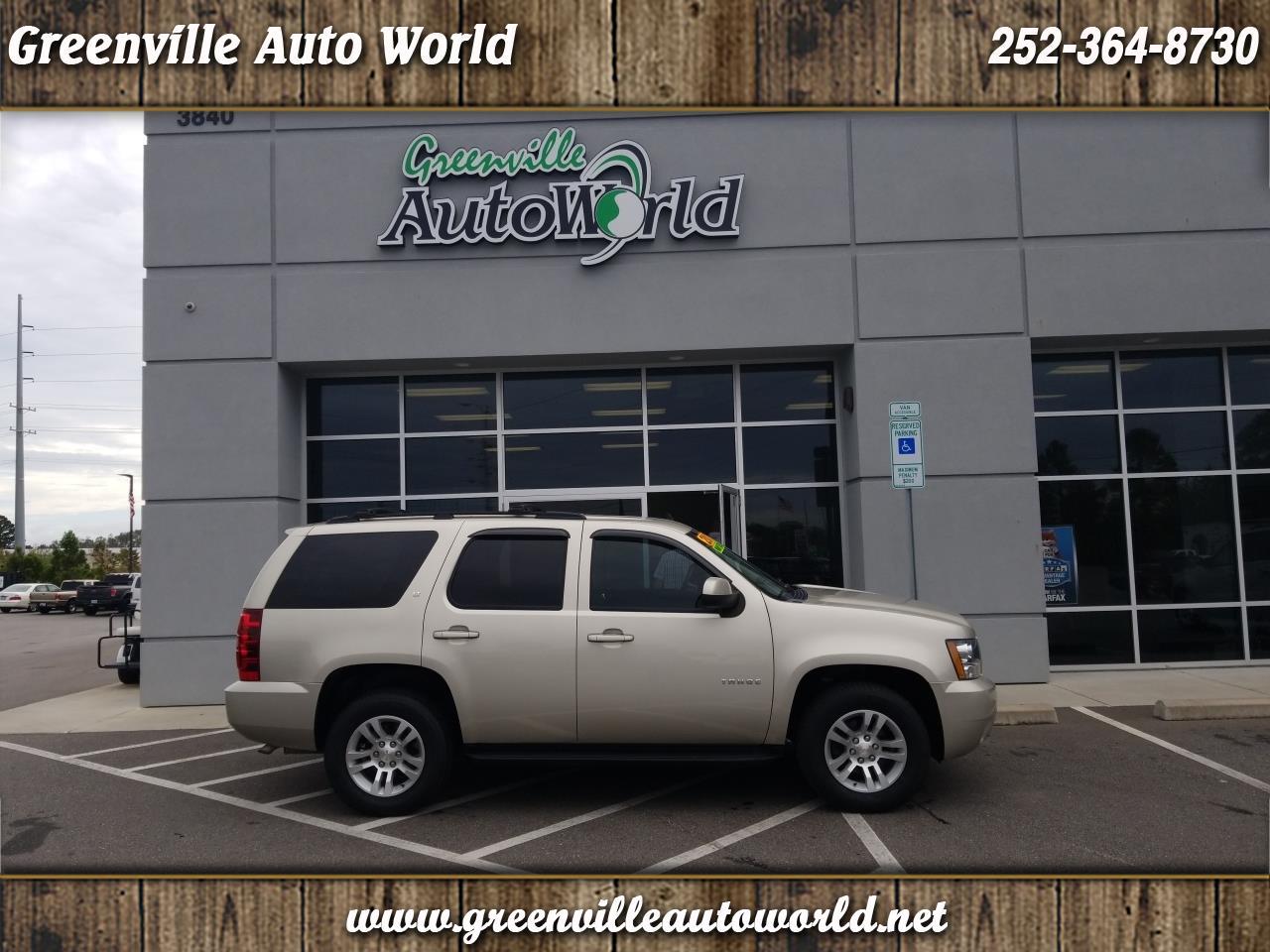 Chevrolet Tahoe LT 2WD 2013