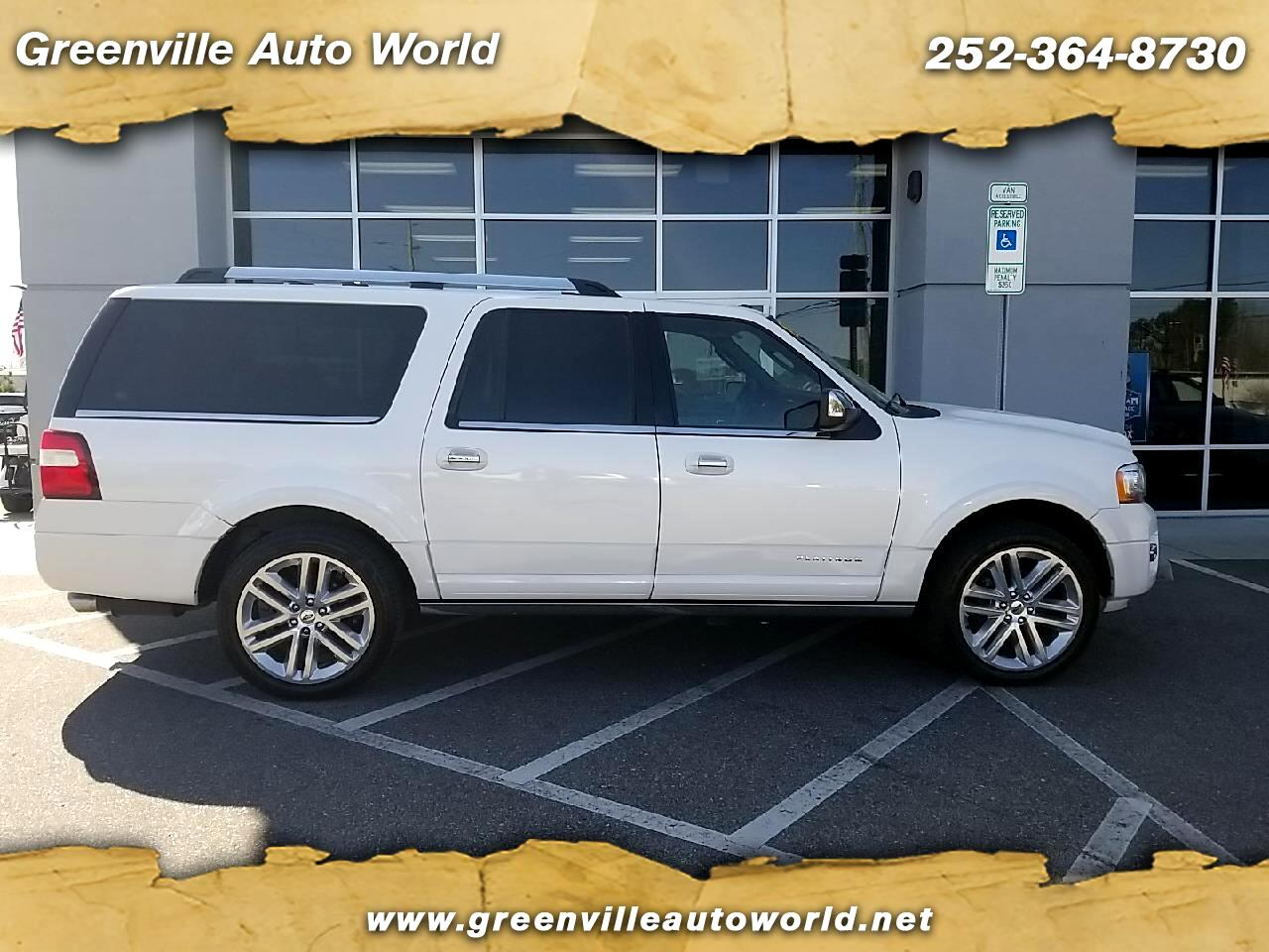 Ford Expedition EL Platinum 4x4 2017