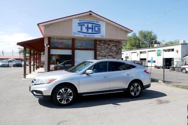 Used 2015 Honda Crosstour Ex L V 6 4wd For Sale In Midvale
