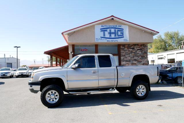Chevrolet Silverado 2500HD LS Ext. Cab Long Bed 4WD 2004