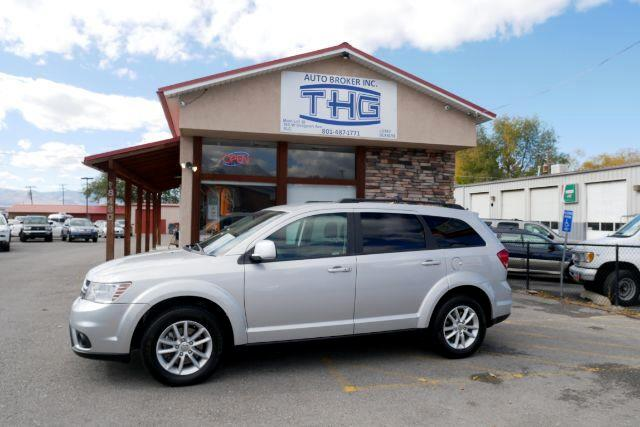 Dodge Journey SXT AWD 2014