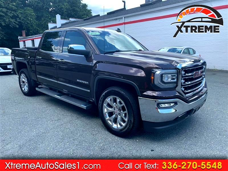 GMC Sierra 1500 SLT Crew Cab Long Box 2WD 2016