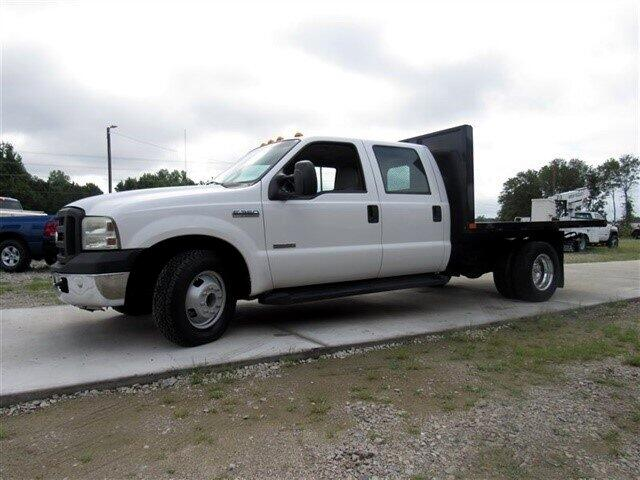 2007 Ford F-350 SD SUPER DUTY