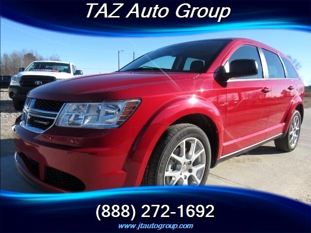 2015 Dodge Journey FWD 4dr American Value Pkg