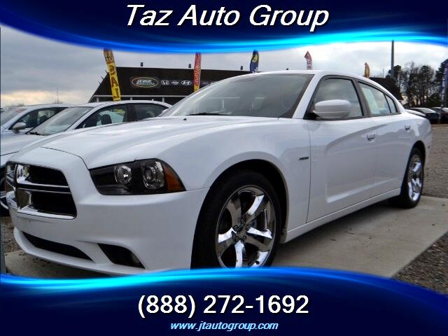 2012 Dodge Charger 4dr Sdn RT Plus RWD