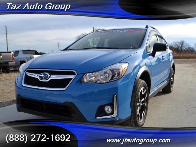 2017 Subaru Crosstrek 2.0i Manual