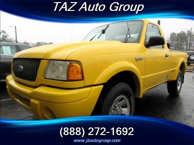 2002 Ford Ranger Reg Cab 3.0L XL