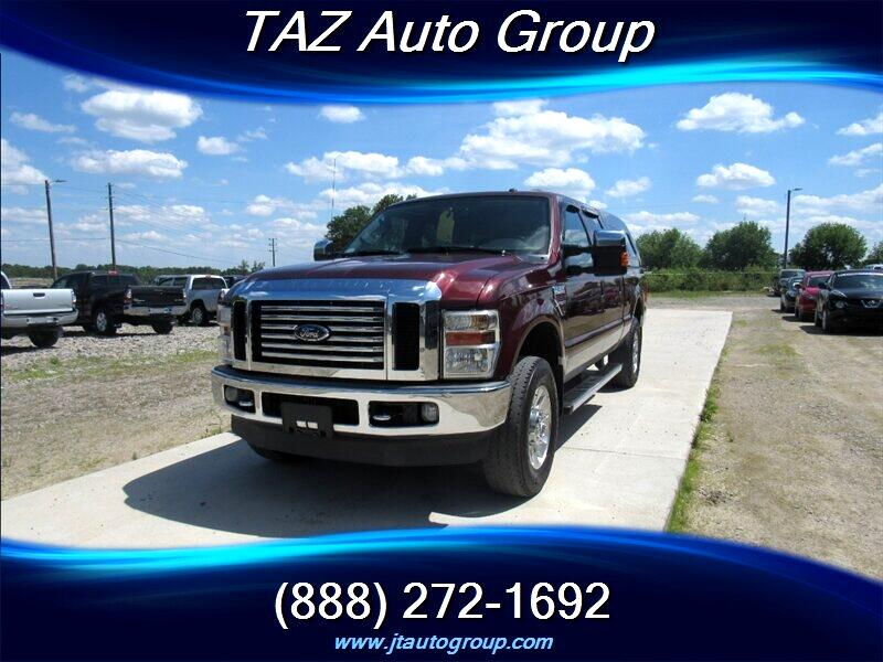"2009 Ford Super Duty F-250 SRW 4WD Crew Cab 156"" XL"
