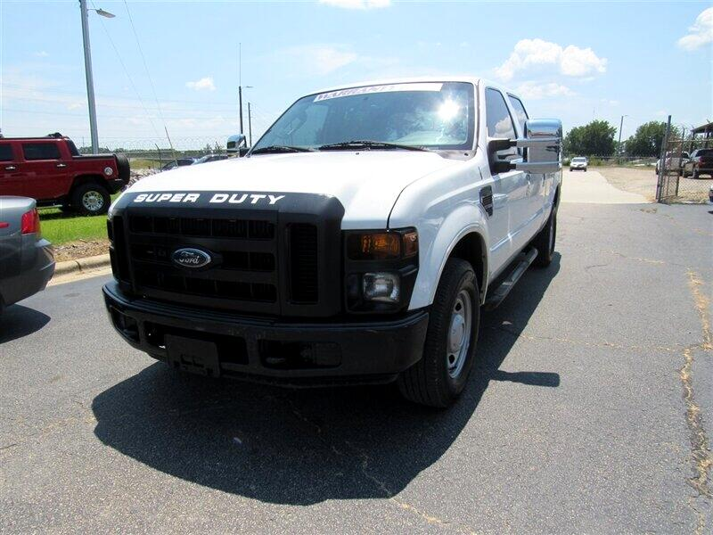 2010 Ford Super Duty F-250 SRW Super Duty XL