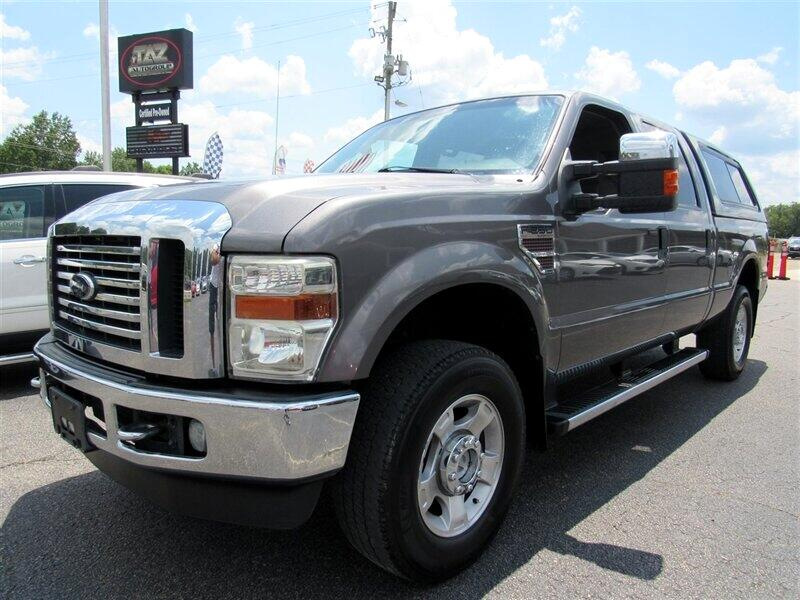 2010 Ford Super Duty F-250 SRW Super Duty XLT