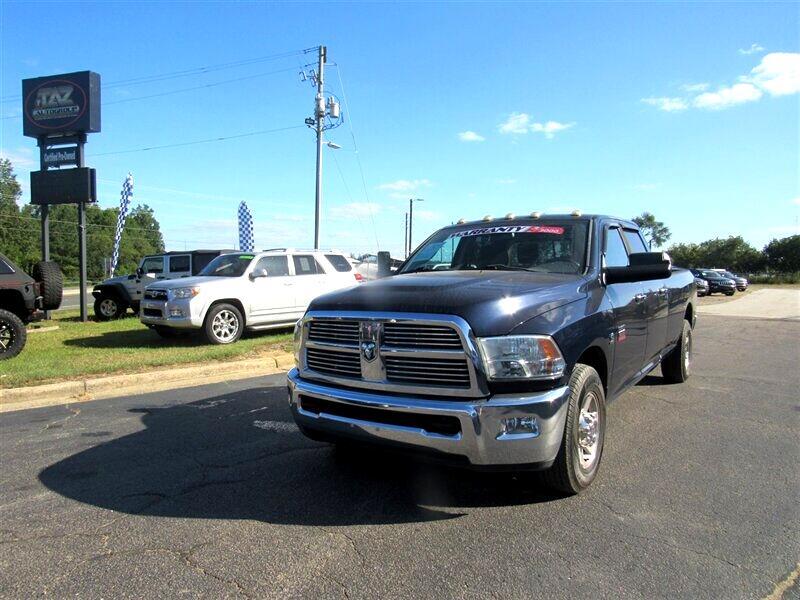 2012 RAM 3500 Big Horn