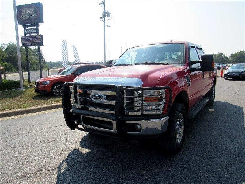 2008 Ford Super Duty F-250 SRW Super Duty XL XL 4dr Crew Cab