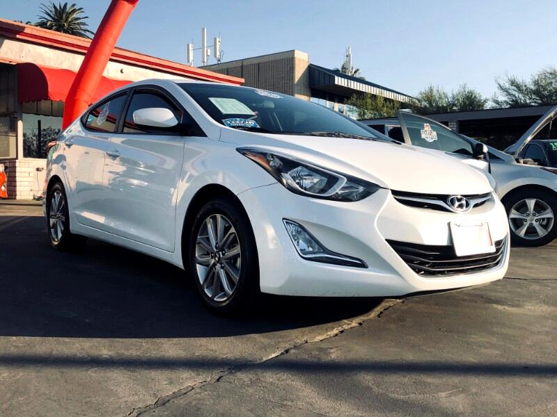 2016 Hyundai Elantra Sport 6AT