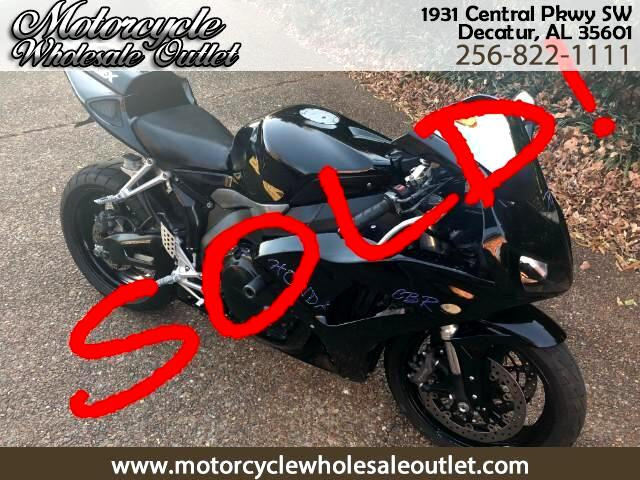 Used 2007 Honda CBR1000RR For Sale In Decatur, AL 35601 Motorcycle  Wholesale Outlet