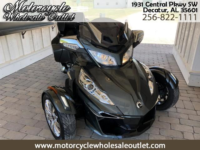 2017 Can-Am Spyder Limited