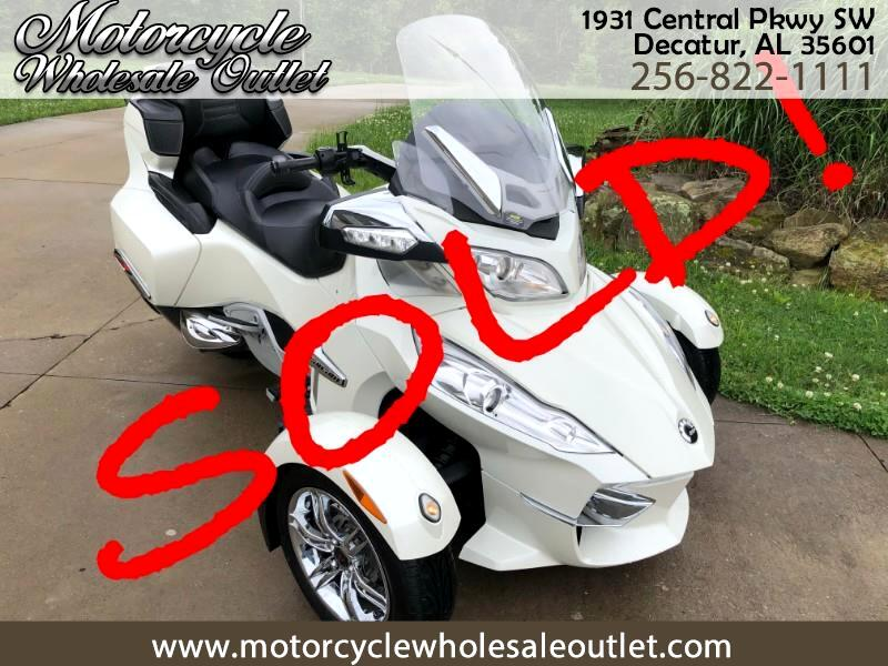 2012 Can-Am Spyder Limited