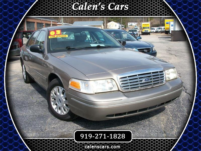Ford Crown Victoria 2003 for Sale in Wake Forest, NC