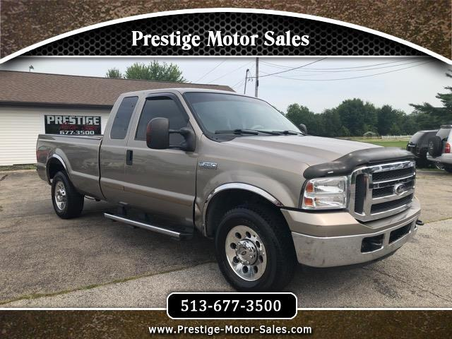2005 Ford F-250 SD XLT SuperCab Long Bed 2WD