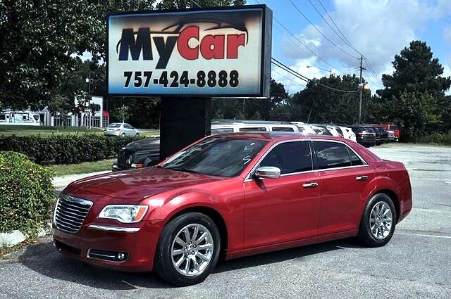 Chrysler 300 Limited RWD 2012