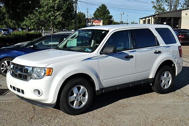 Ford Escape XLS 4WD AT 2010