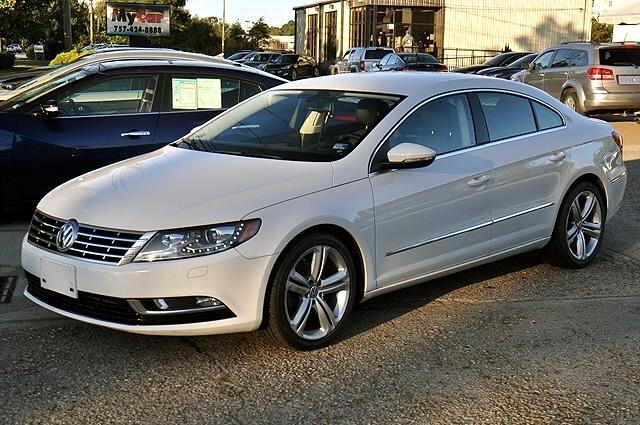 Volkswagen CC Sport Plus 2013