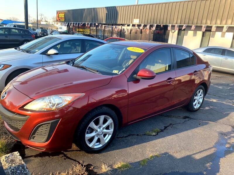 Mazda MAZDA3 4dr Sdn Auto i Grand Touring 2011